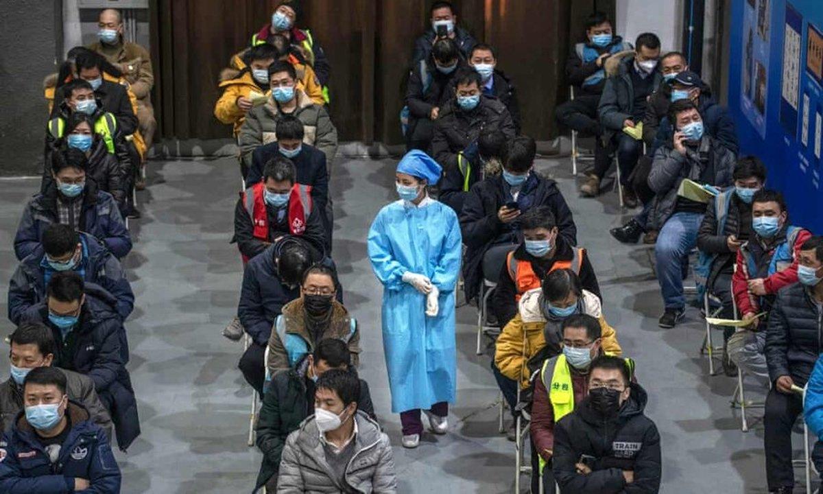 تزریق ۱.۴ میلیارد دوز واکسن کرونا در چین