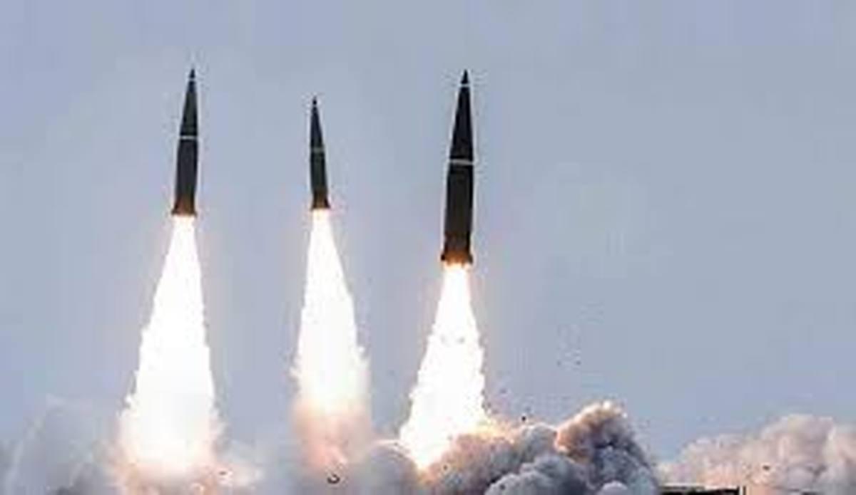 جدیدترین موشک بالستیک روسیه  با موفقیت پرتاب شد