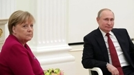 گفتگوی پوتین با مرکل درباره ایران  | درباره آینده برجام نیز صحبت کردهاند
