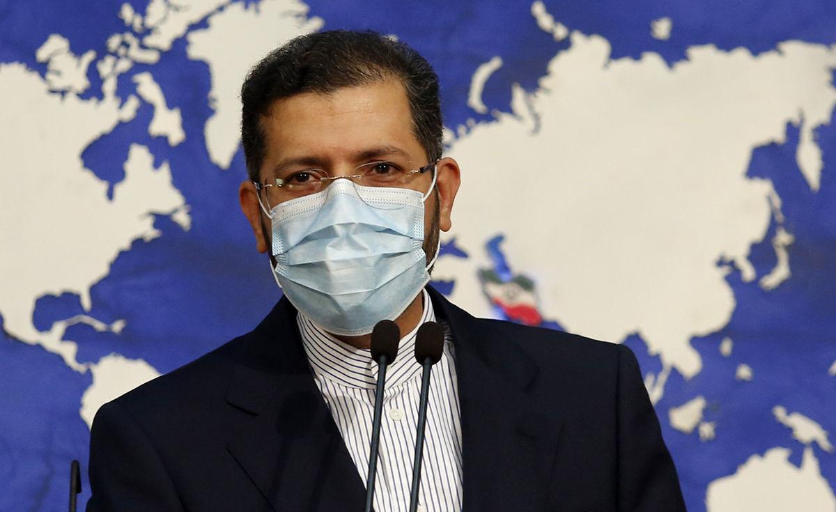 خطیبزاده: وساطت قطر در ماجرای نفتکش مورد قبول ما نیست؛ این موضوع را به کرهای ها هم گفتهایم