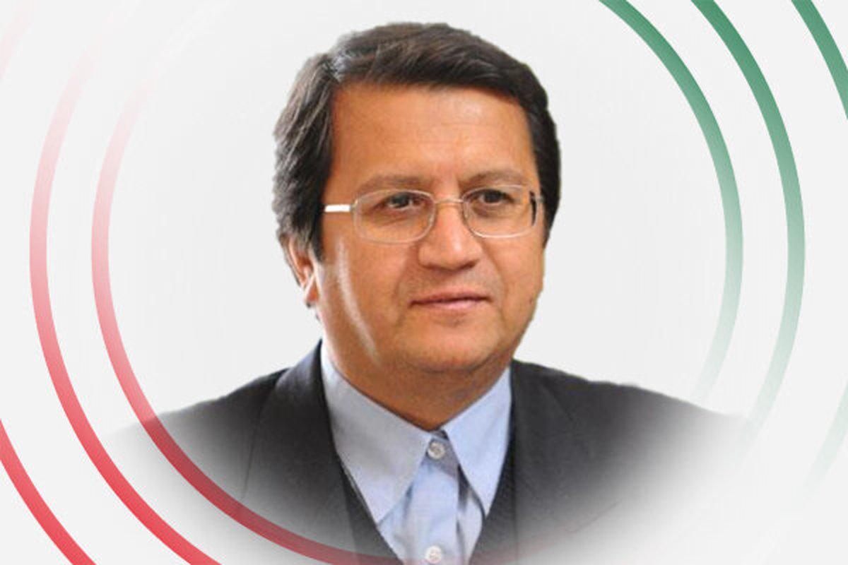 اکانت توئیتری عبدالناصر همتی، به حالت تعلیق درآمد