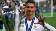 رونالدو درفکر بازگشت  به رئال مادرید است