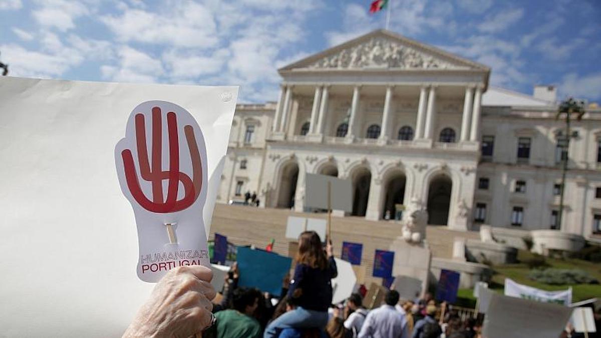 تصویب مرگ خودخواسته در پرتغال