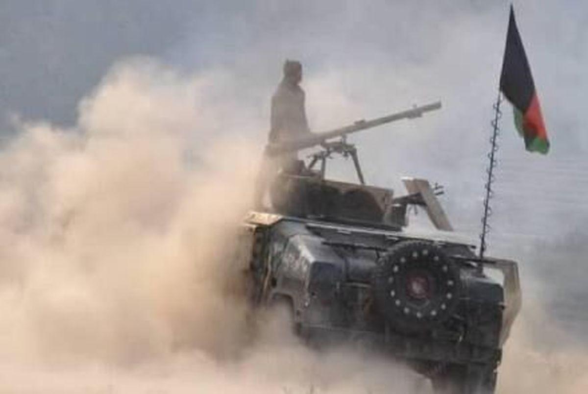نیروهای امنیتی هرات حمله طالبان را دفع کردند