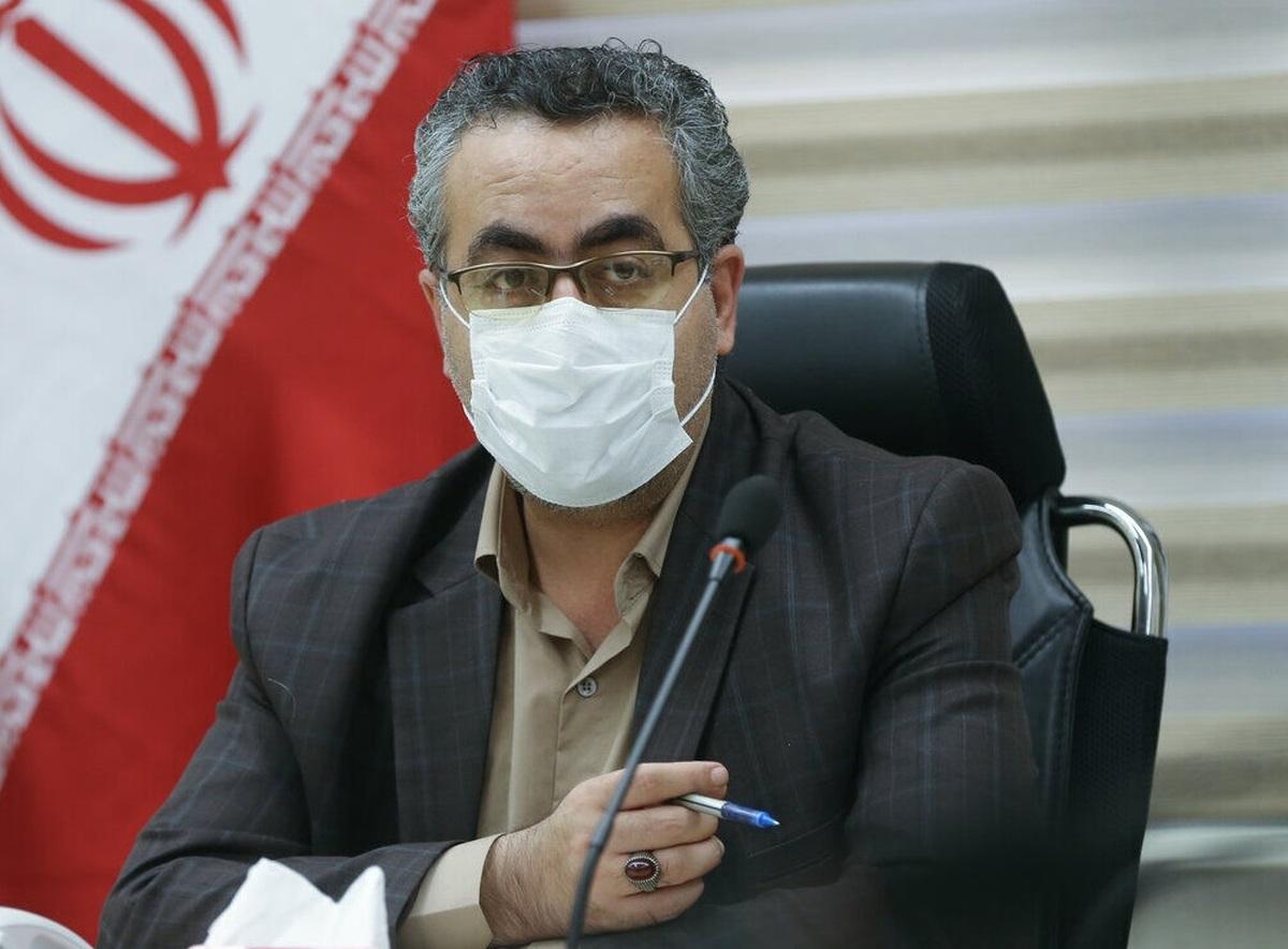 جهانپور: فعلا ثبت نام واکسن نداریم   ویروس کرونای هندی هنوز در ایران دیده نشده