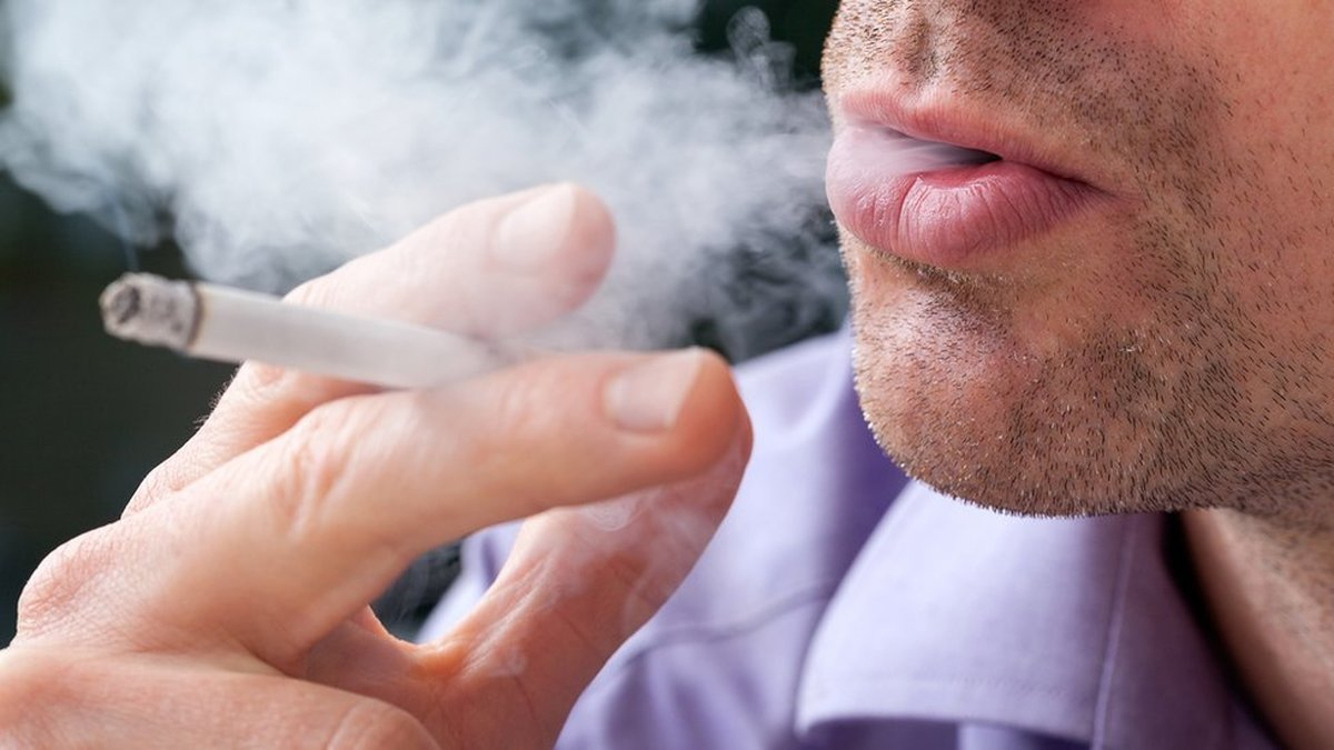 علل مهم ابتلا به سرطان مثانه    مصرف سیگار در درجات بالا