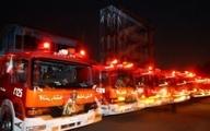 شب چهارشنبه آخر سال ۹۹     ۲۲۰ آتشسوزی در تهران