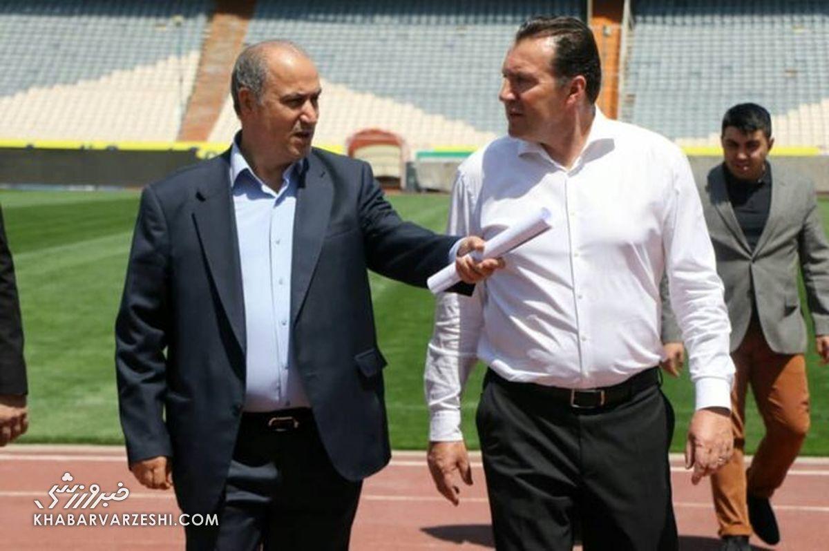 فوتبال  |  پرونده ویلموتس متهمی ندارد