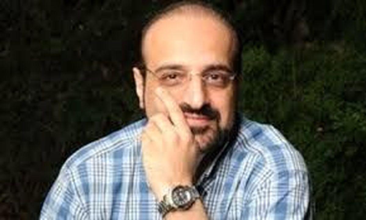 محمد اصفهانی و خانوادهاش+عکس