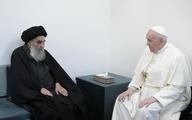 پاپ: سفر به عراق گام نخست برای تحکیم رابطه با شیعیان بود