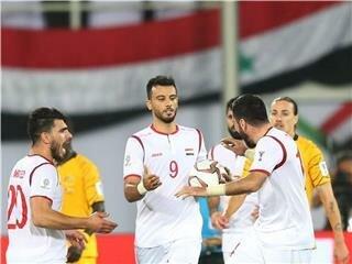 عمر السومه برابر ایران بازی می کند