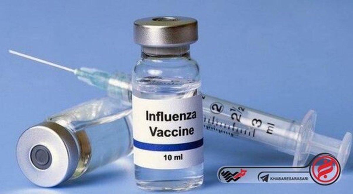افراد پرخطرواکسن آنفلوآنزا رابه صورت کاملا رایگان دریافت میکنند