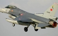 سقوط یک جنگنده ارتش ترکیه در قونیه
