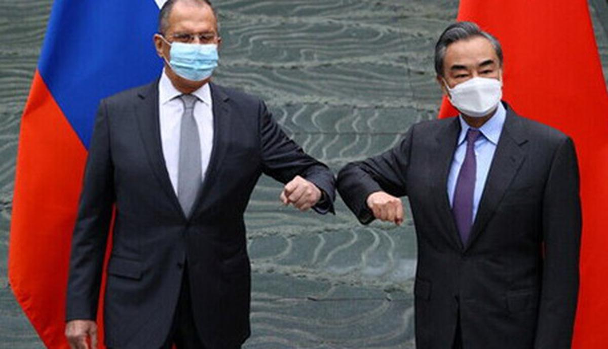 روسیه: اعلام پایان همکاری با اروپا   انتقاد لاوروف از تصمیمات یک جانبه اتحادیه اروپا