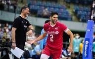 حریف ایران در نیمهنهایی والیبال قهرمانی آسیا شد