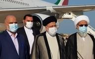 رئیس جمهور به بوشهر سفر کرد