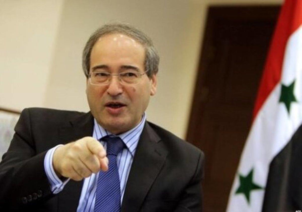 اتحادیه اروپا  | وزیر خارجه سوریه تحریم شد