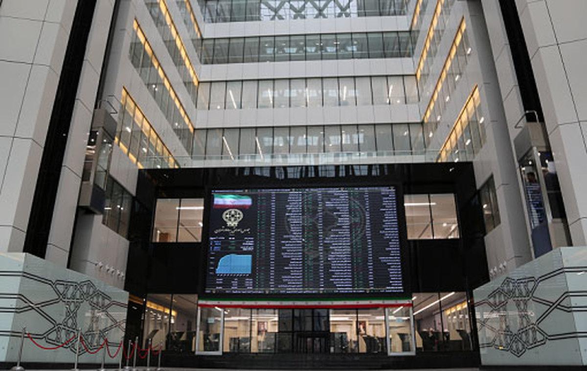 بازار سهام پایتخت + نمودار
