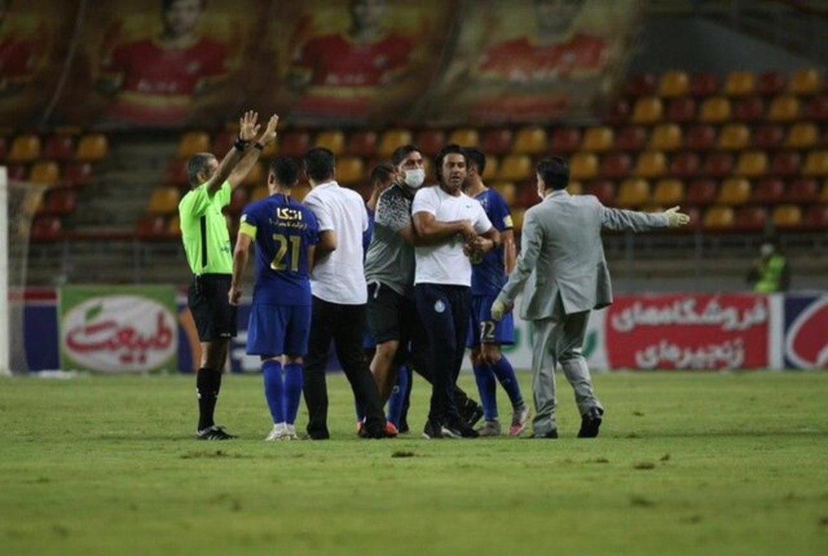 فوتبال| نمایش زشت فوتبال ایران در اولین سکانس پساکرونایی!