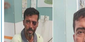 زخمی شدن پاکبان خرمشهری |  علت درگیری و ضرب و شتم + عکس
