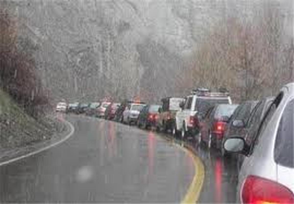 ورود خودرو به گیلان در تعطیلات اربعین  34درصدفزایش داشته
