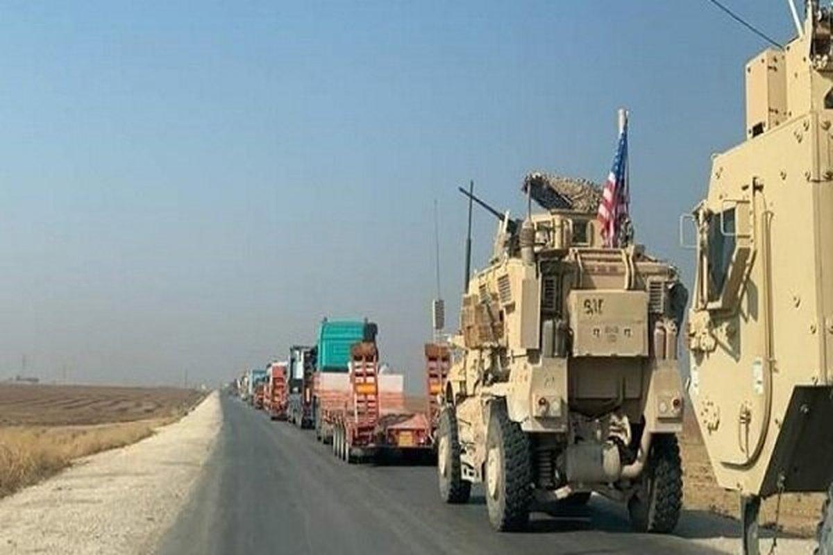 حمله به کاروان نظامی آمریکا در الانبار عراق