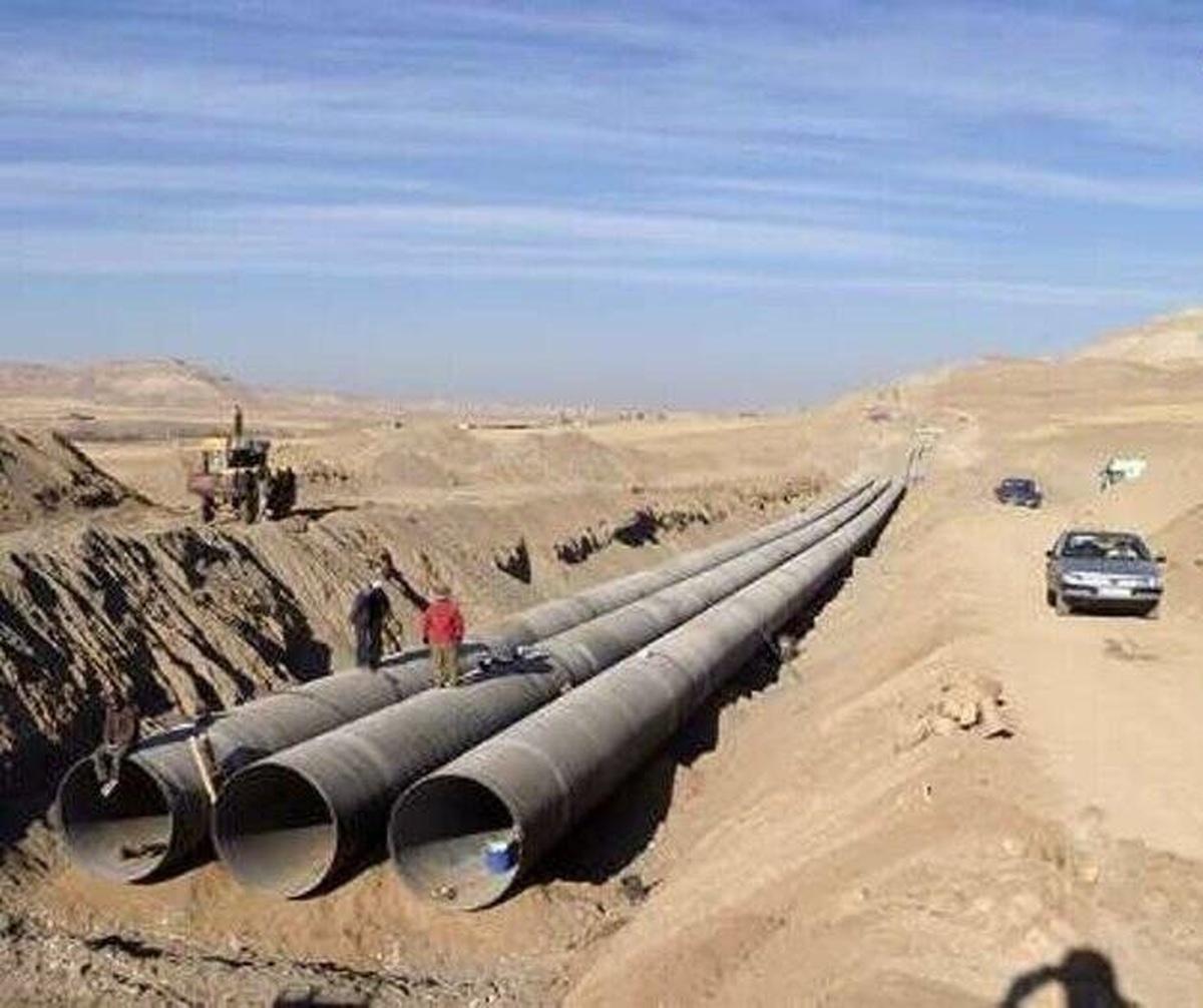 عملیات لولهگذاری انتقال آب از خلیج فارس به استان فارس ۱۹ تیر آغاز میشود