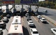 ترافیک پُرحجم در خروجیهای مشهد