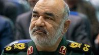 تبریک فرمانده کل سپاه به ابراهیم رئیسی