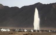 معترضان برای چندمین بار، خط انتقال آب زاینده رود به یزد را شکستند