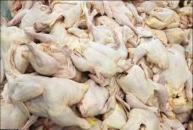 مرغ بالاتر از قیمت ۲۰۴۰۰  نخریدتخلف است