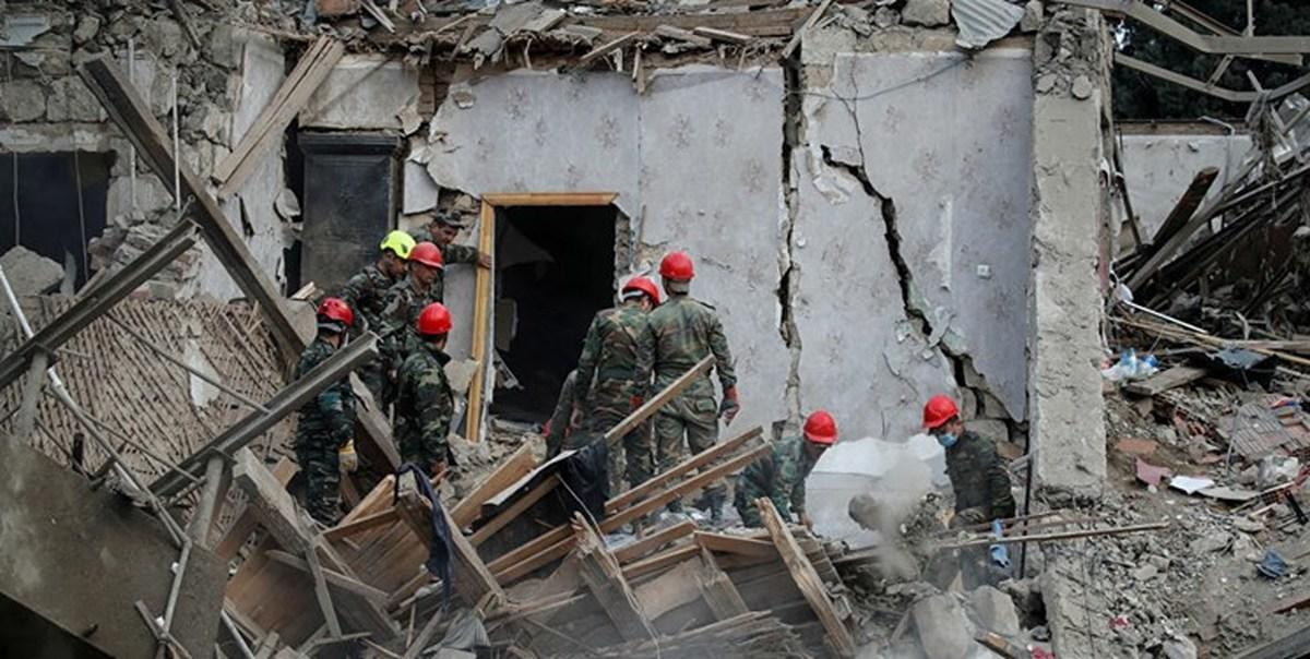 ترکیه      ارمنستان با حمله به شهرهای جمهوری آذربایجان مرتکب جنایت جنگی میشود