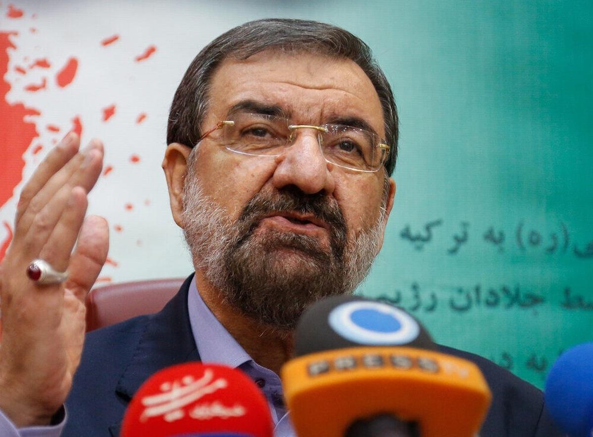 محسن رضایی: مسیر تجارت بین المللی را میگشاییم