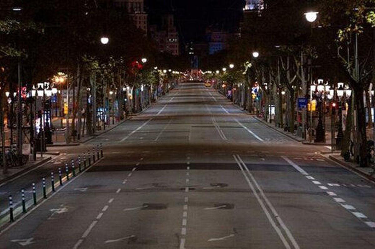 ساعت منع تردد شبانه با پایان ماه رمضان تغییر میکند؟
