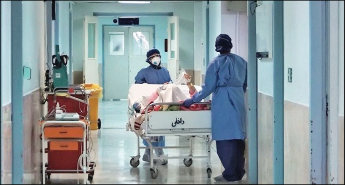 کرونا ایرانیان را بیمارتر کرد   دلیل ترس از ابتلا به کووید -۱۹ منجر به افزایش انواع بیماریها