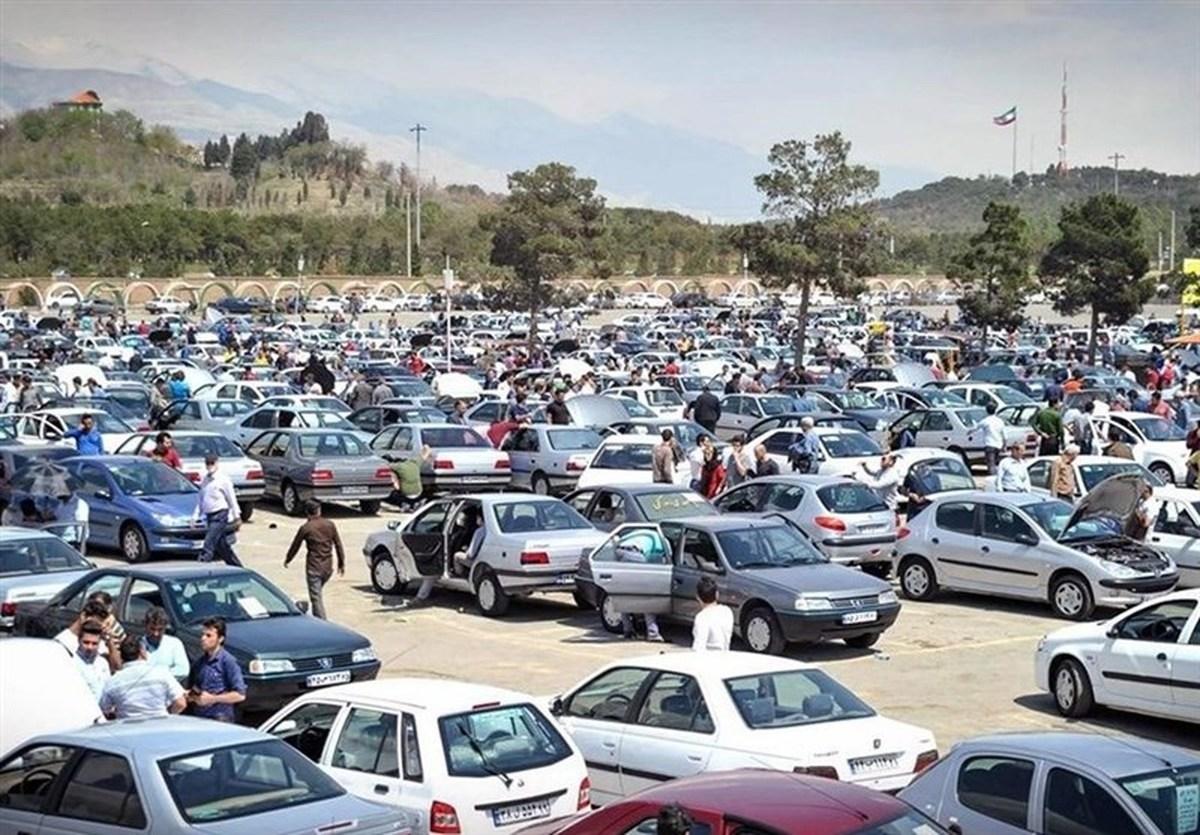 رکود مطلق در بازار خودرو  | قیمتهای غیر واقعی در فضای مجازی