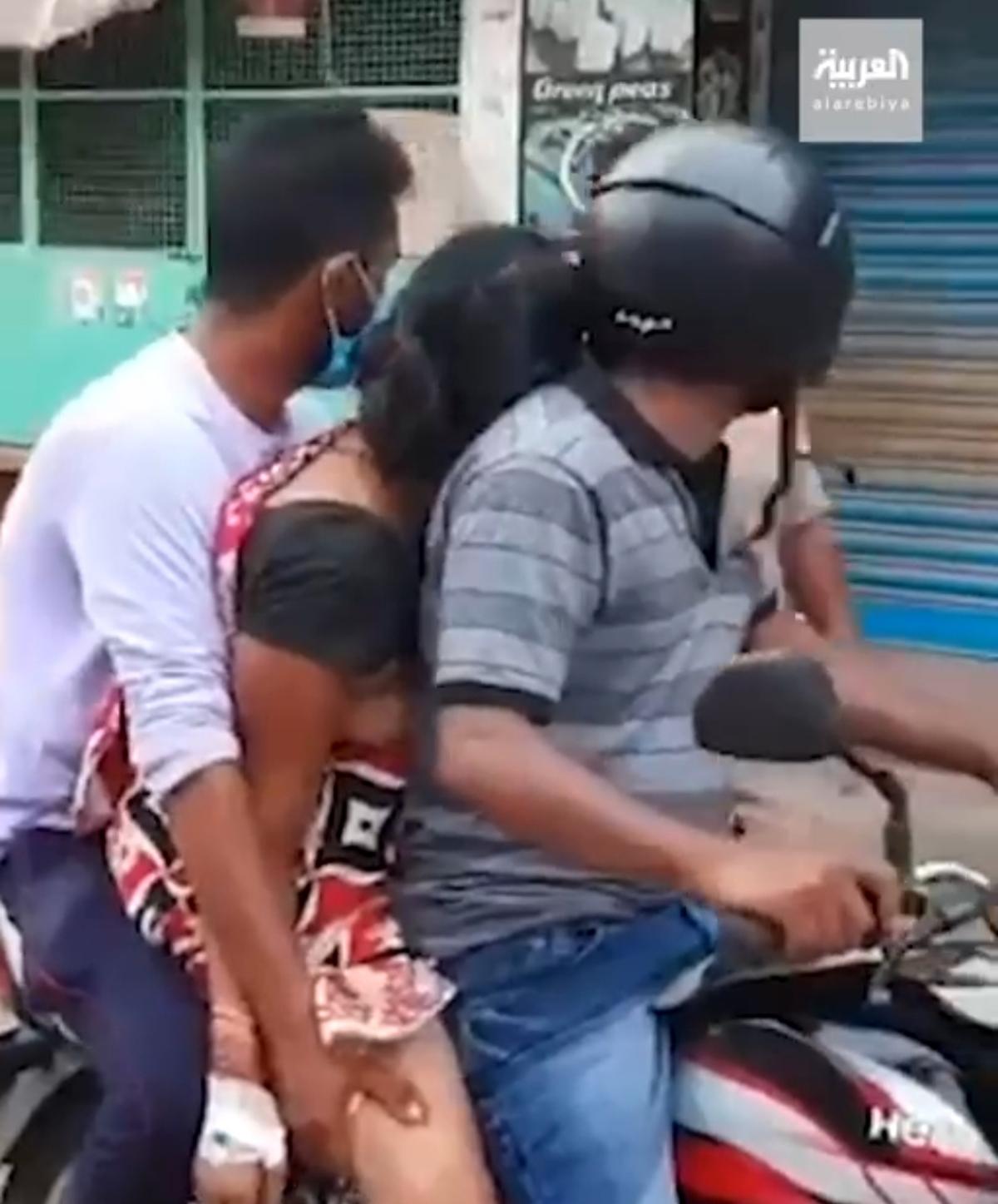سونامی وحشتناک کرونا در هند + ویدئو