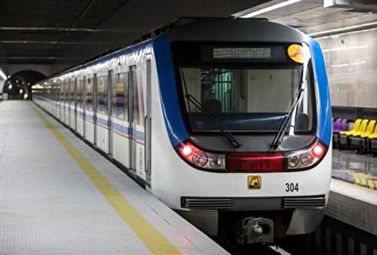 نسل چهارم قطارهای شبکه مترو امروز رونمایی شد