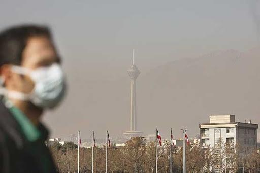 رئیس اورژانس: موارد قلبی و تنفسی در روزهای آلودگی هوا در پایتخت افزایش یافته.