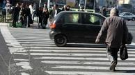 جریمه عابران پیاده   آمادگی پلیس برای اجرای طرح «جریمه عابران پیاده»