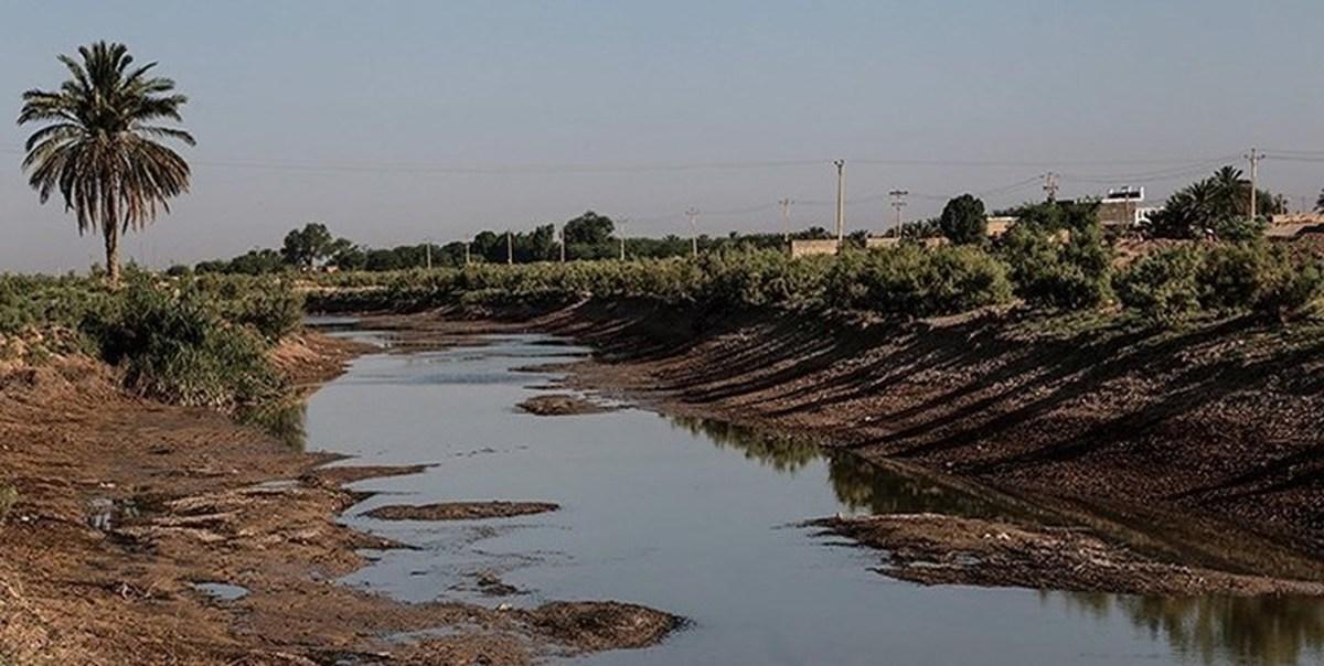 فارس از قول یک منبع اگاه: سد کرخه فقط برای ۵۴ روز آب دارد