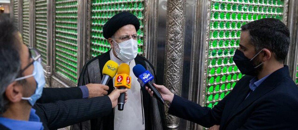 رئیسی: امام خمینی (ره) ظلم و فساد را برنمیتابیدند