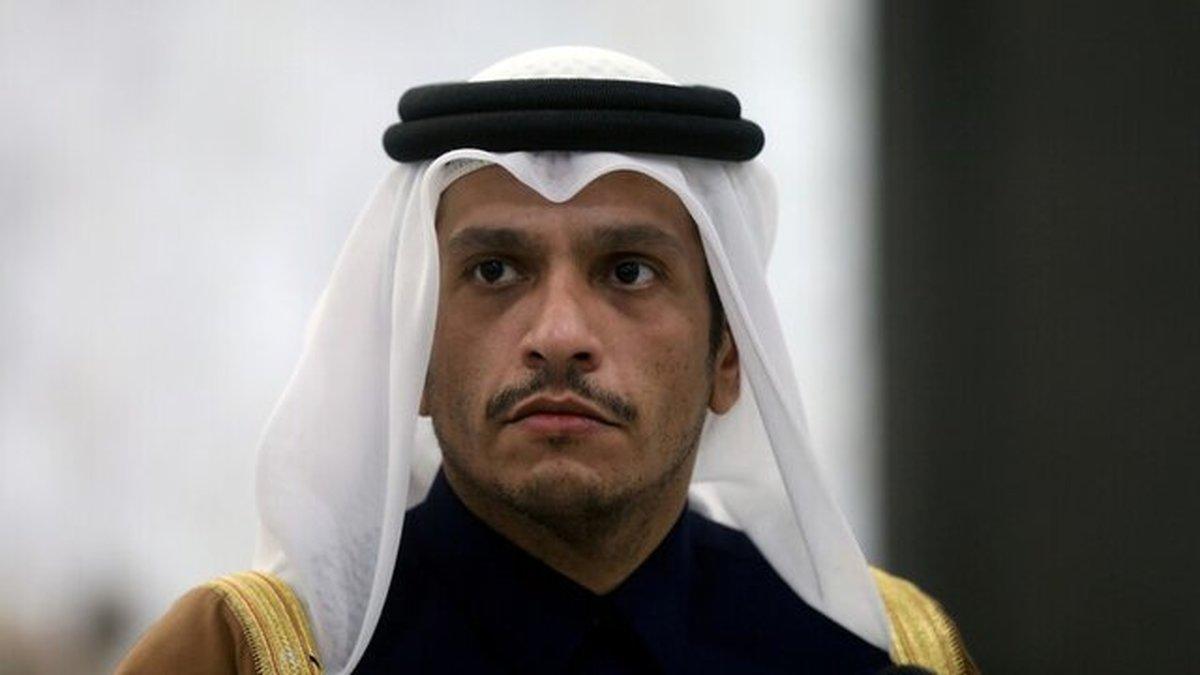 قطر: تا زمان عدم رضایت فلسطینیها از روند صلح؛ عادیسازی میان دوحه و تل آویو صورت نمیگیرد