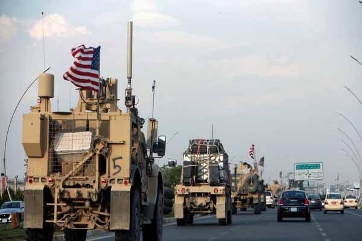 کاروانهای اشغالگران ائتلاف بینالمللی در عراق هدف قرار گرفتند