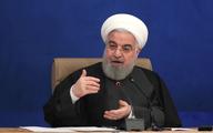 روحانی : نباید واقعیت ها را تحریف کنیم