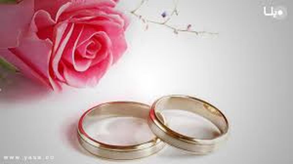 دوران کرونا    آمار ازدواج افزایش داشته است