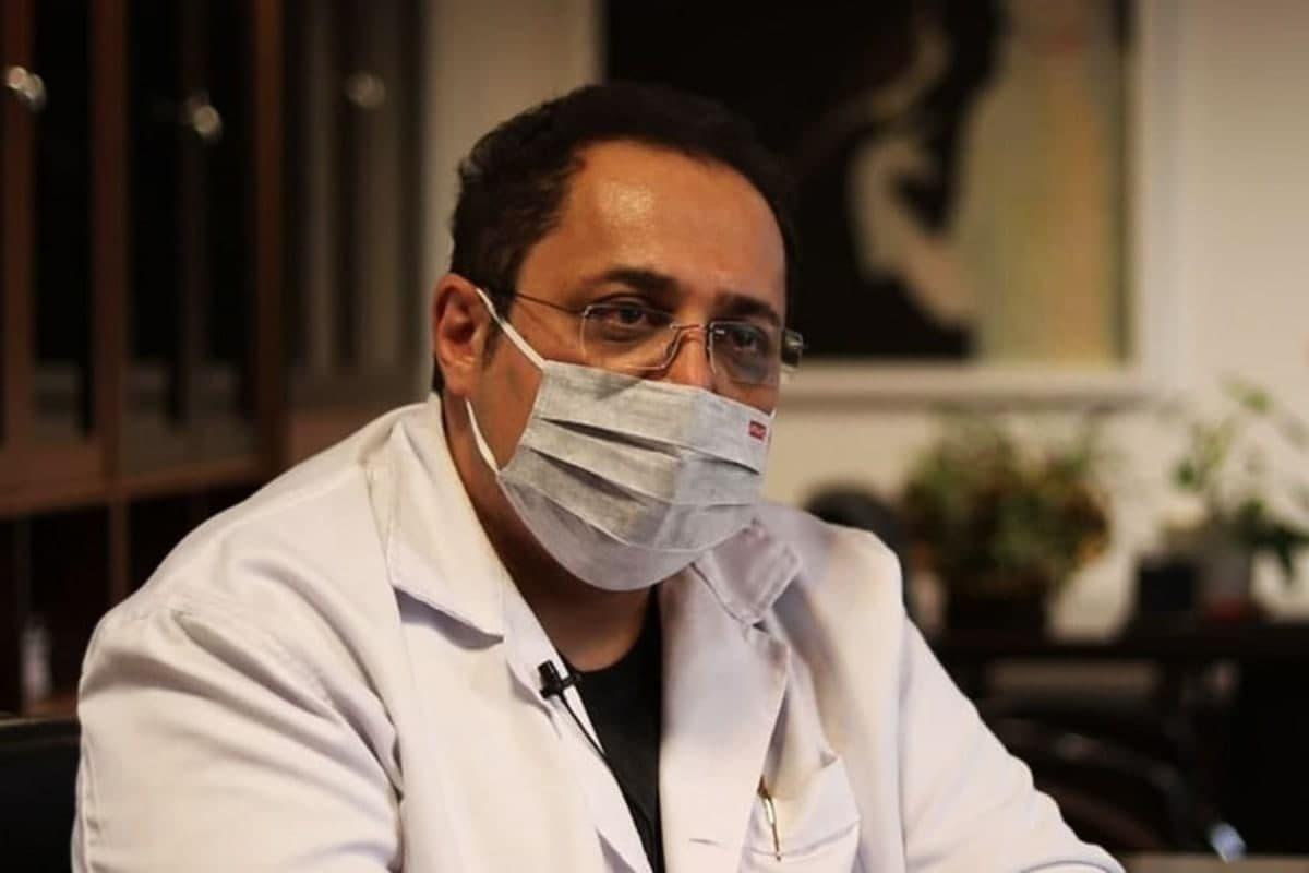 دکتر هاشمیان : واکسنهای تولیدی را دپو نکنید!