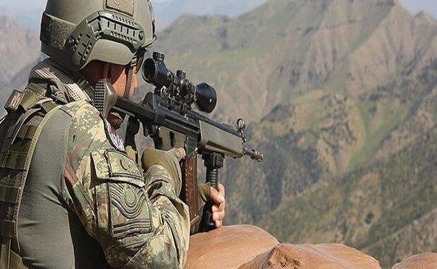 کشته شدن ۷ عضو «پ.ک.ک» در جدال با نظامیان ترکیه در شمال عراق