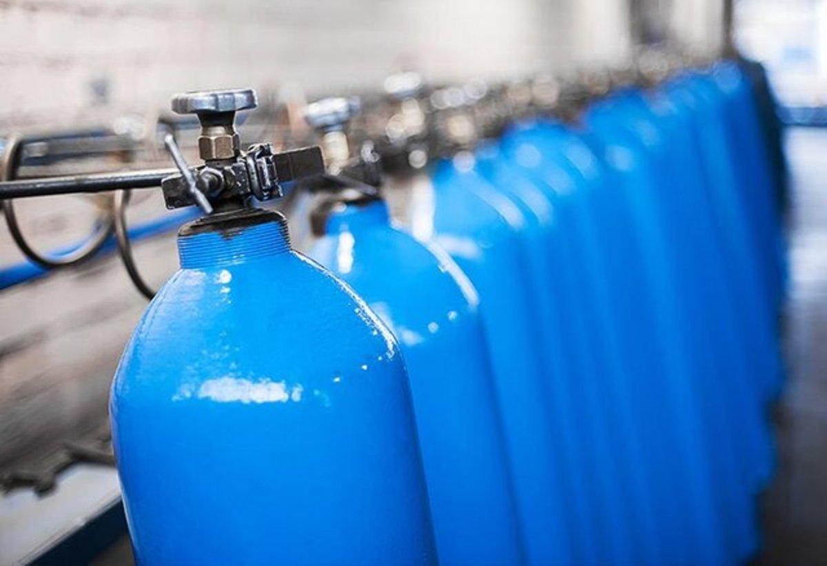 صادرات اکسیژن مایع ممنوع شد