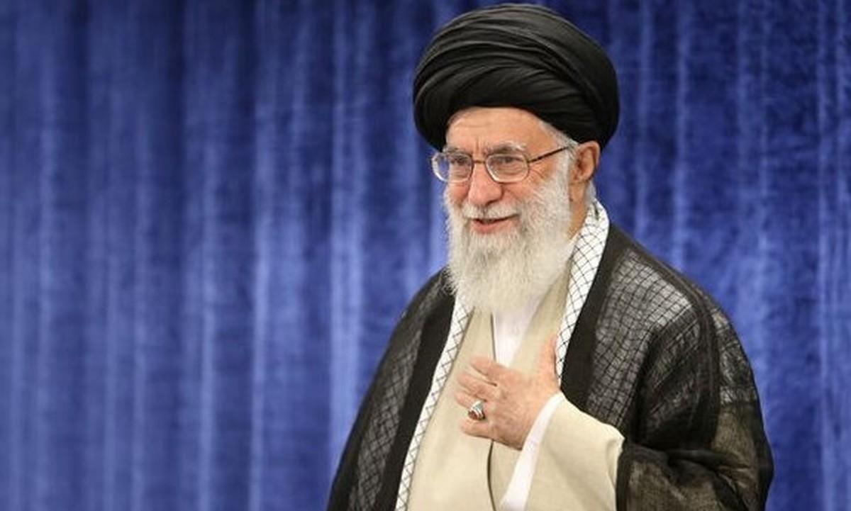 پیام رهبر انقلاب خطاب به مردم   پیروز بزرگ انتخابات ملت ایران است